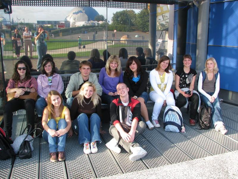 Výměnný pobyt našich studentů ve francouzském Boulocu