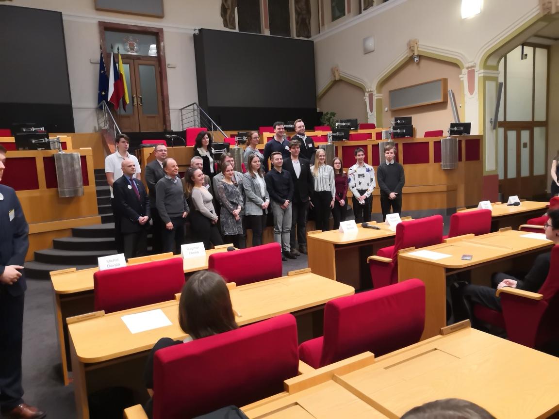 Olympiáda lidských práv - velký úspěch našich studentů