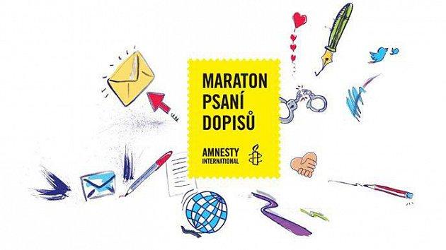 Maraton psaní dopisů startuje