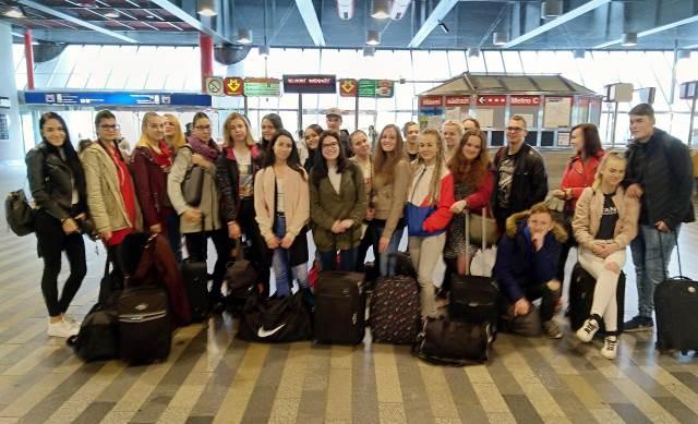 Z3 na exkurzi v Praze