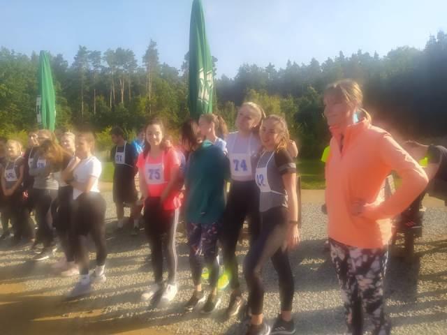 Přebor středních škol v přespolním běhu