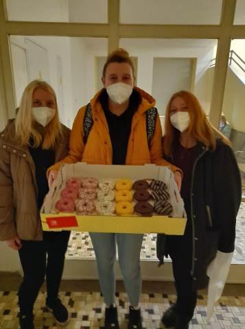 Jak donuty vyhrály světové války