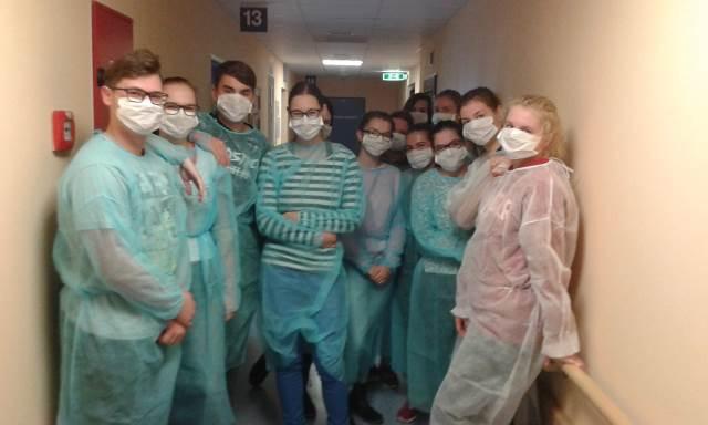Třída Z3 navštívila Endoskopické centrum