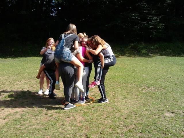 Adaptační pobyt žáků 1. ročníku