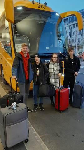 Erasmus+ 2019 Berlín OA/EL