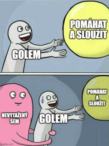Staré pověsti české - moderní memy žákovské