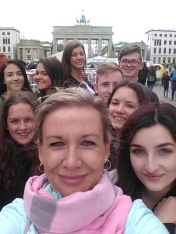 Žáci oboru zdravotnický asistent na stáži v Berlíně
