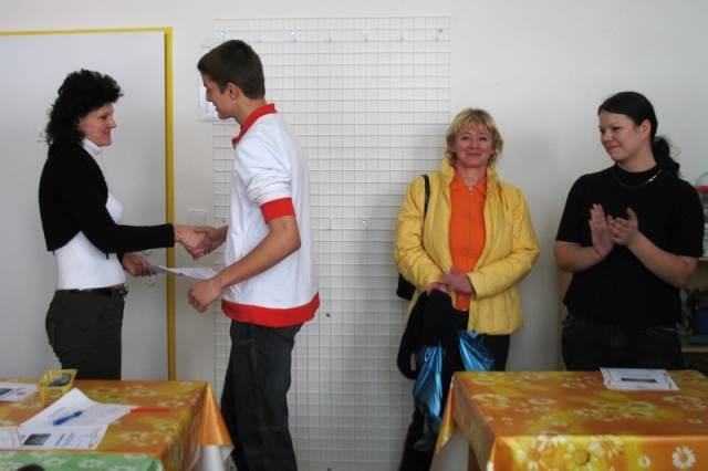 Okresní kolo Olympiády v anglickém jazyce