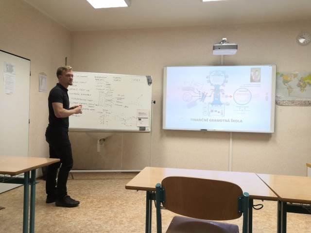 Workshop - Finanční gramotnost