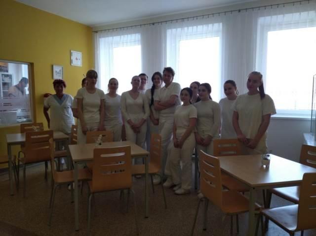Třída Z1 v boskovické nemocnici