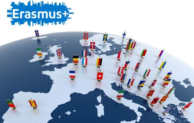 Úspěch žádosti o grantovou dotaci Erasmus+