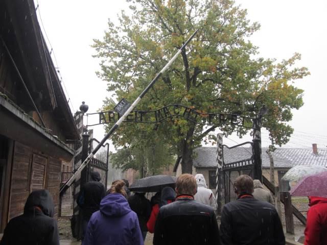Exkurze – koncentrační tábor Osvětim - Polsko
