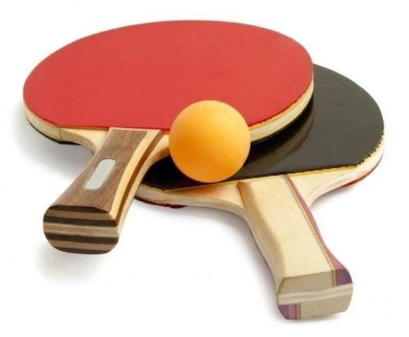 Krajské finále – stolní tenis