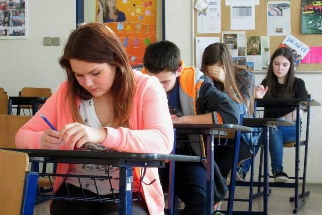 Školní kolo Olympiády v anglickém jazyce