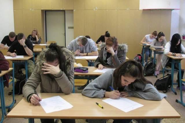 Školní kolo Olympiády v českém jazyce