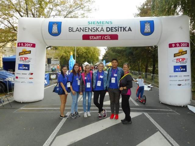 Blanenská desítka