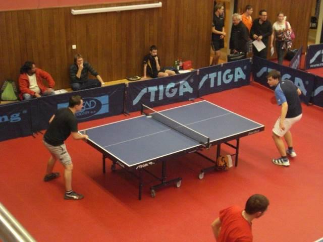 Úspěšné tažení stolních tenistů pokračuje