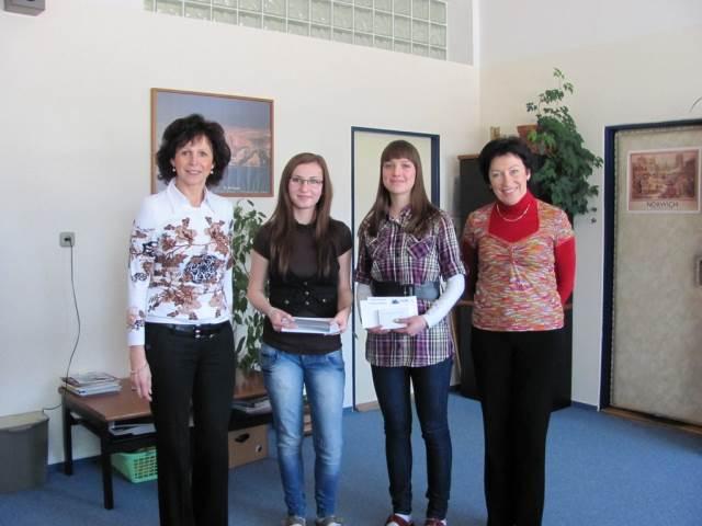 Má dáti, Dal - celostátní soutěž v účetnictví ve Znojmě
