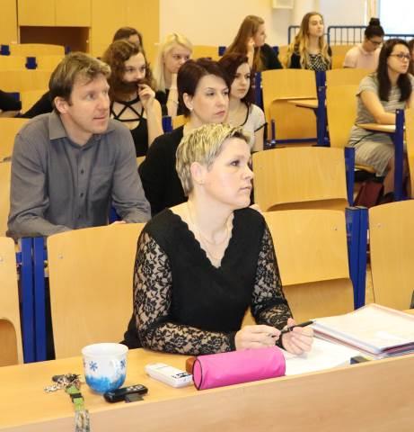 Obhajoby seminárních praxí z předmětu OSN třídy Z3