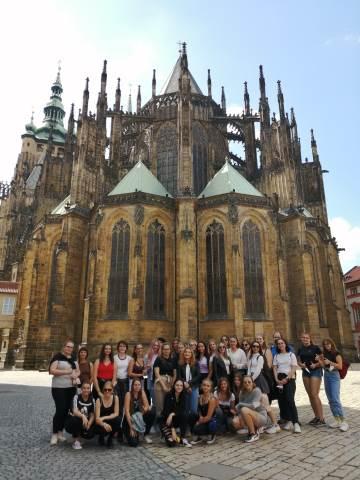 Z4 v Praze
