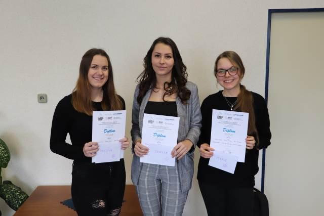 Úspěch v okresním kole soutěže Finanční gramotnost