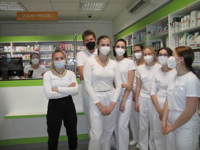 Třída Z3 v Nemocnici Blansko