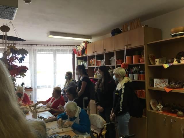 Den otevřených dveří v SENIOR centru Blansko