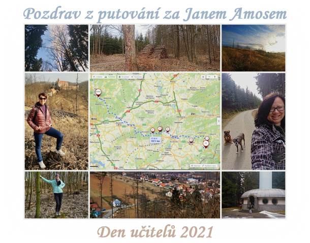 Putování za Janem Amosem