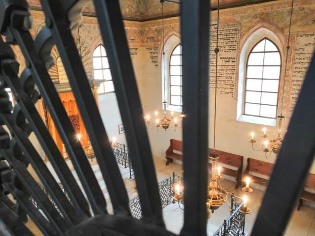 Boskovická židovská čtvrť - religionistika